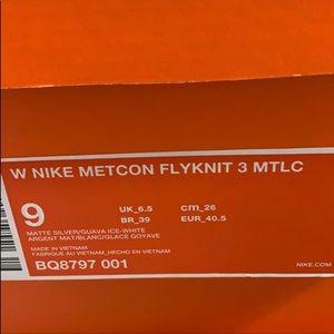 Nike Shoes - Nike Metcon Flyknit 3